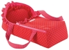 Red Fuchsia Carry Bed