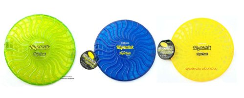 Tangle Nightball Disk Frisbee Scheibe