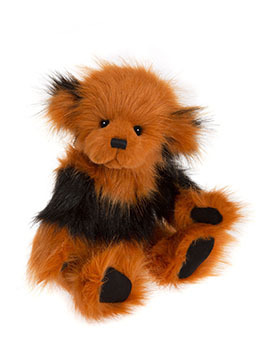 Charlie Bears Bär designed Heather Lyell
