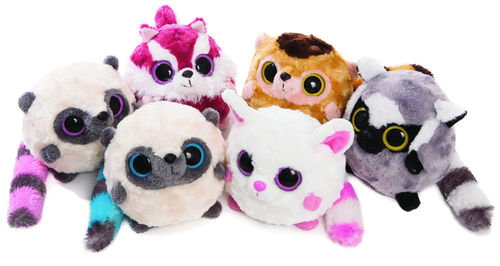 Yoohoo&Friends Mini Ball Tiere Sortiment