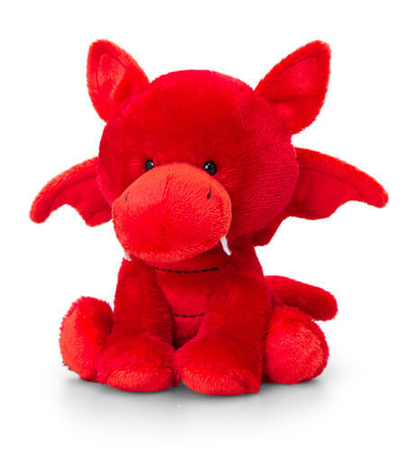 Keel Toys Pippins Welsh Drache
