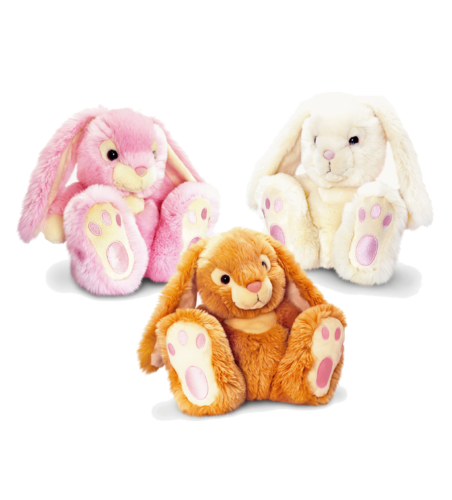 Keel Toys Rabbit Patchfoot  25 cm in 3 Farben