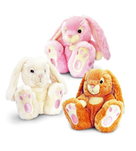 Keel Toys Rabbit Patchfoot  35 cm in 3 Farben