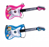 Smoby 44 CATS Gitarre Sortiment blau oder rosa