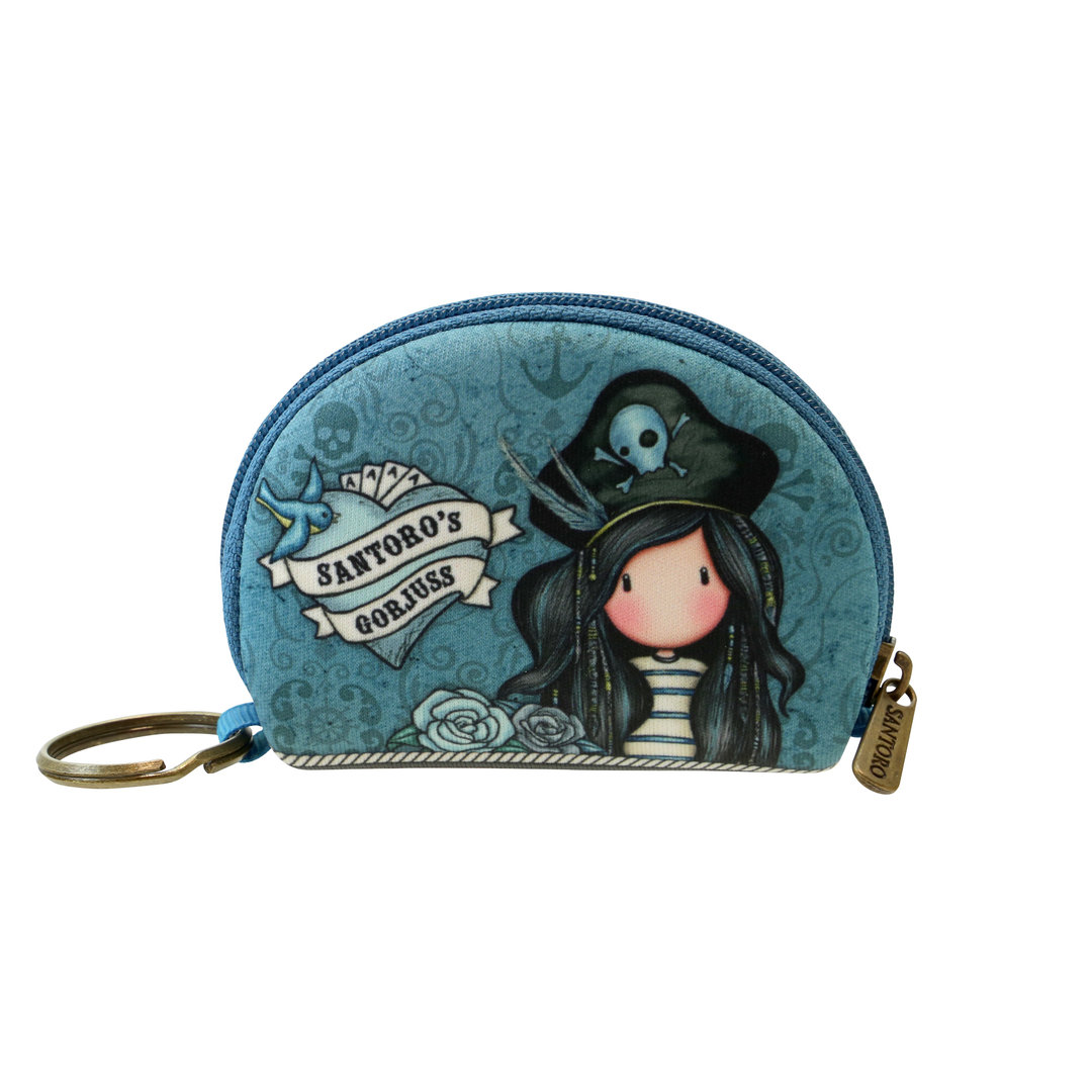 Santoro Gorjuss Piraten kleine Minitasche